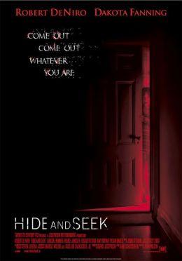 """Постер к фильму """"Игра в прятки"""" /Hide and Seek/ (2005)"""