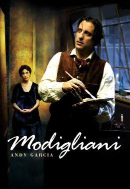 """Постер к фильму """"Модильяни"""" /Modigliani/ (2004)"""