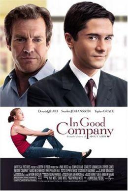 """Постер к фильму """"Крутая компания"""" /In Good Company/ (2004)"""