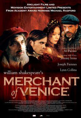 """Постер к фильму """"Венецианский купец"""" /The Merchant of Venice/ (2004)"""