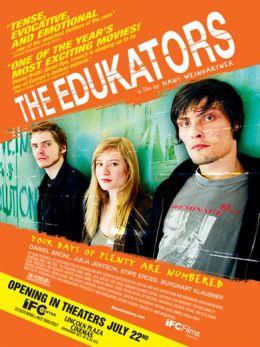 """Постер к фильму """"Воспитатели"""" /The Edukators/ (2004)"""