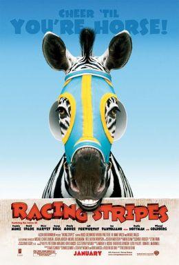 """Постер к фильму """"Бешеные скачки"""" /Racing Stripes/ (2005)"""
