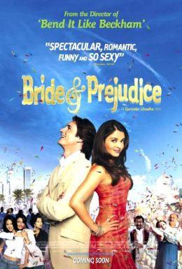 """Постер к фильму """"Невеста и предрассудки"""" /Bride & Prejudice/ (2004)"""