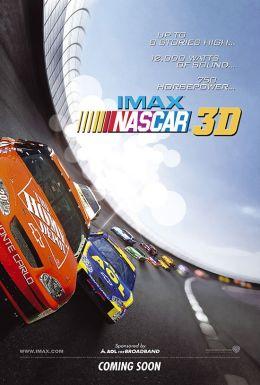 "Постер к фильму ""Гонщики NASCAR 3D"" /NASCAR 3D: The IMAX Experience/ (2004)"