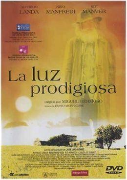 """Постер к фильму """"Божественный свет"""" /La Luz prodigiosa/ (2003)"""