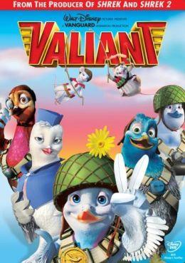 """Постер к фильму """"Вэлиант: пернатый спецназ"""" /Valiant/ (2005)"""
