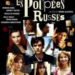 """Постер к фильму """"Красотки"""" /Les poupees russes/ (2005)"""
