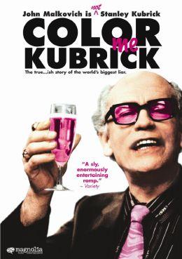 """Постер к фильму """"Быть Стенли Кубриком"""" /Colour Me Kubrick/ (2005)"""