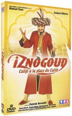 """Постер к фильму """"Изноугуд или Калиф на час"""" /Iznogoud: Calife a la place du calife/ (2005)"""