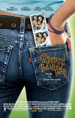"Постер к фильму ""Джинсы-талисман"" /The Sisterhood of the Traveling Pants/ (2005)"