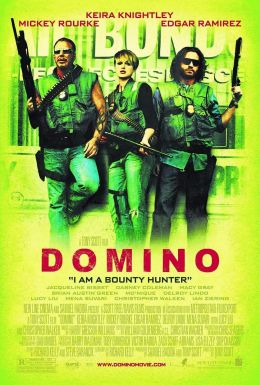 "Постер к фильму ""Домино"" /Domino/ (2005)"