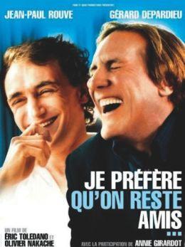 """Постер к фильму """"Просто друзья"""" /Je prеfеre qu'on reste amis/ (2005)"""