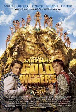 """Постер к фильму """"Золотоискатели"""" /National Lampoon's Gold Diggers/ (2003)"""