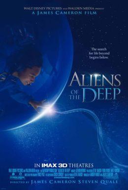 """Постер к фильму """"Танец бездны 3D"""" /Aliens of the Deep 3D/ (2005)"""