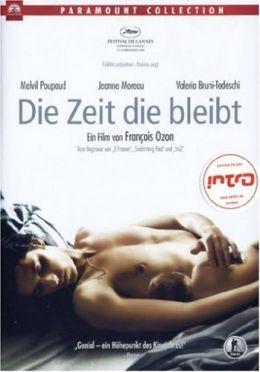 """Постер к фильму """"Время прощания"""" /Le Temps qui reste/ (2005)"""