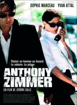 "Постер к фильму ""Неуловимый"" /Anthony Zimmer/ (2005)"