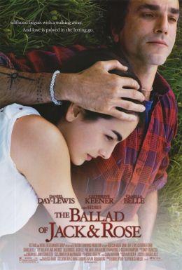 """Постер к фильму """"Баллада о Джеке и Роуз"""" /The Ballad of Jack and Rose/ (2005)"""