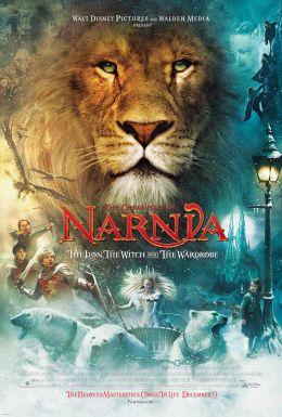 """Постер к фильму """"Хроники Нарнии: Лев, Колдунья и Волшебный Шкаф"""" /The Chronicles of Narnia: The Lion, the Witch and the Wardrobe/ (2005)"""