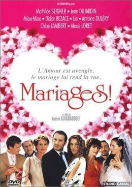 """Постер к фильму """"Свадьба"""" /Mariages!/ (2004)"""