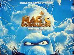 """Постер к фильму """"Волшебное приключение"""" /The Magic Roundabout/ (2005)"""