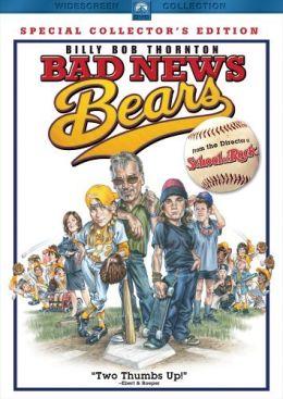"""Постер к фильму """"Несносные Медведи"""" /The Bad News Bears/ (2005)"""
