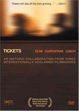 """Постер к фильму """"Билет на поезд"""" /Tickets/ (2005)"""