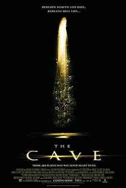 "Постер к фильму ""Грот"" /The Cave/ (2005)"