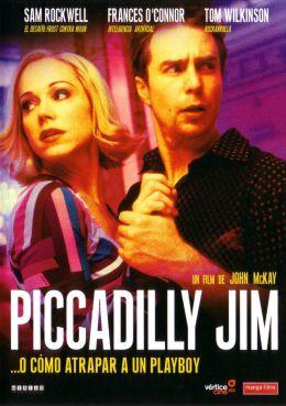 """Постер к фильму """"Джим с Пикадилли"""" /Piccadilly Jim/ (2004)"""