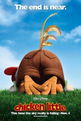 """Постер к фильму """"Цыпленок Цыпа"""" /Chicken Little/ (2005)"""