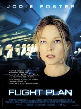 """Постер к фильму """"Иллюзия полета"""" /Flightplan/ (2005)"""