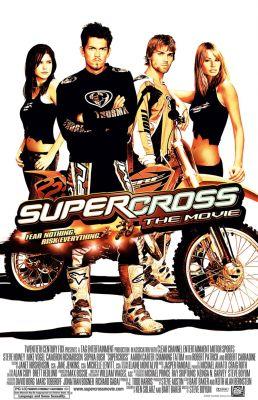 """Постер к фильму """"Суперкросс"""" /Supercross/ (2005)"""