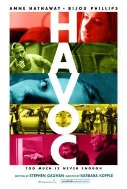 "Постер к фильму ""Крэйзи"" /Havoc/ (2005)"