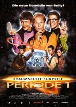 """Постер к фильму """"Космический дозор. Эпизод 1"""" /(T)Raumschiff Surprise - Periode 1/ (2004)"""
