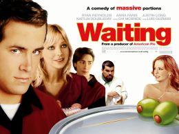"""Постер к фильму """"Большая жратва"""" /Waiting.../ (2005)"""
