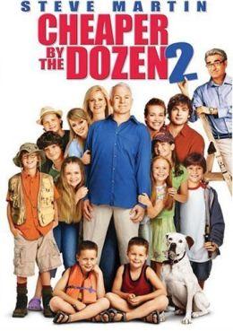 "Постер к фильму ""Оптом дешевле 2"" /Cheaper by the Dozen 2/ (2005)"