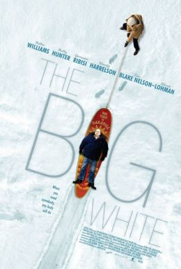 "Постер к фильму ""Большая белая обуза"" /The Big White/ (2005)"