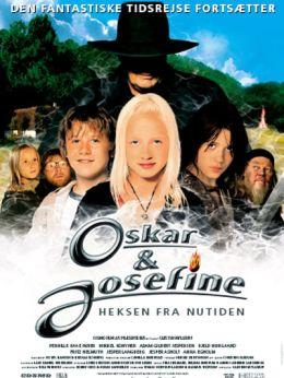 """Постер к фильму """"Медальон Торсена"""" /Oskar og Josefine/ (2005)"""