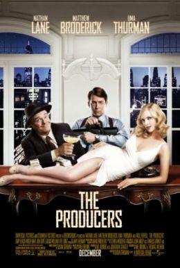 """Постер к фильму """"Продюсеры"""" /The Producers/ (2005)"""