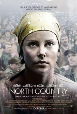 """Постер к фильму """"Северная страна"""" /North Country/ (2005)"""