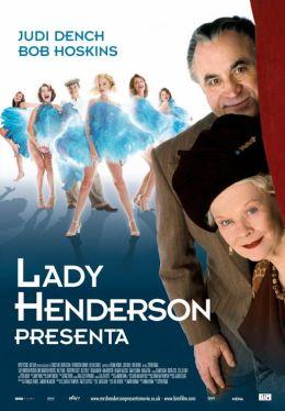 "Постер к фильму ""Миссис Хендерсон представляет"" /Mrs Henderson Presents/ (2005)"