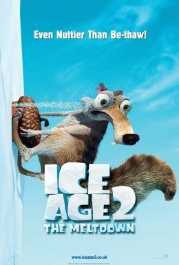 """Постер к фильму """"Ледниковый период 2: Глобальное потепление"""" /Ice Age: The Meltdown/ (2006)"""