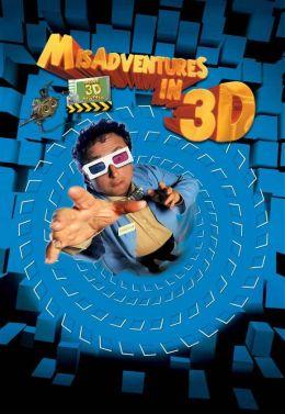 """Постер к фильму """"Происшествие в третьем измерении 3D"""" /Misadventures in 3D/ (2003)"""