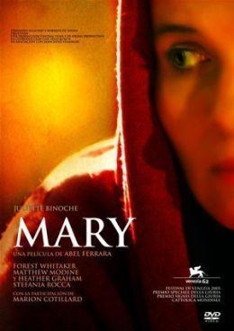 "Постер к фильму ""Мария"" /Mary/ (2005)"