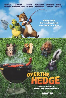 "Постер к фильму ""Лесная братва"" /Over the Hedge/ (2006)"
