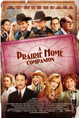 """Постер к фильму """"Компаньоны"""" /A Prairie Home Companion/ (2006)"""