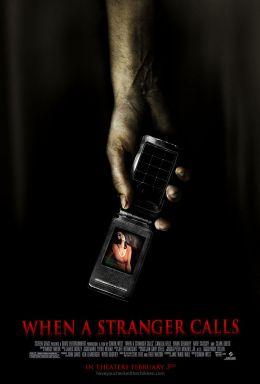 """Постер к фильму """"Когда звонит незнакомец"""" /When a Stranger Calls/ (2006)"""