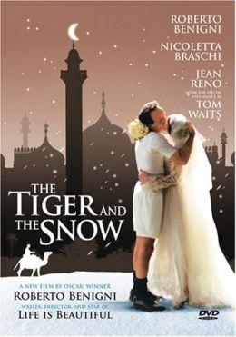"""Постер к фильму """"Тигр и снег"""" /La Tigre e la neve/ (2005)"""