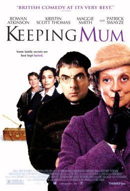 """Постер к фильму """"Молчи в тряпочку"""" /Keeping Mum/ (2005)"""