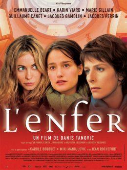 "Постер к фильму ""Ад"" /L'Enfer/ (2005)"