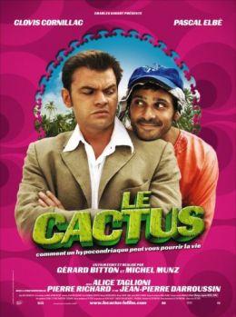 "Постер к фильму ""Кактус"" /Le Cactus/ (2005)"